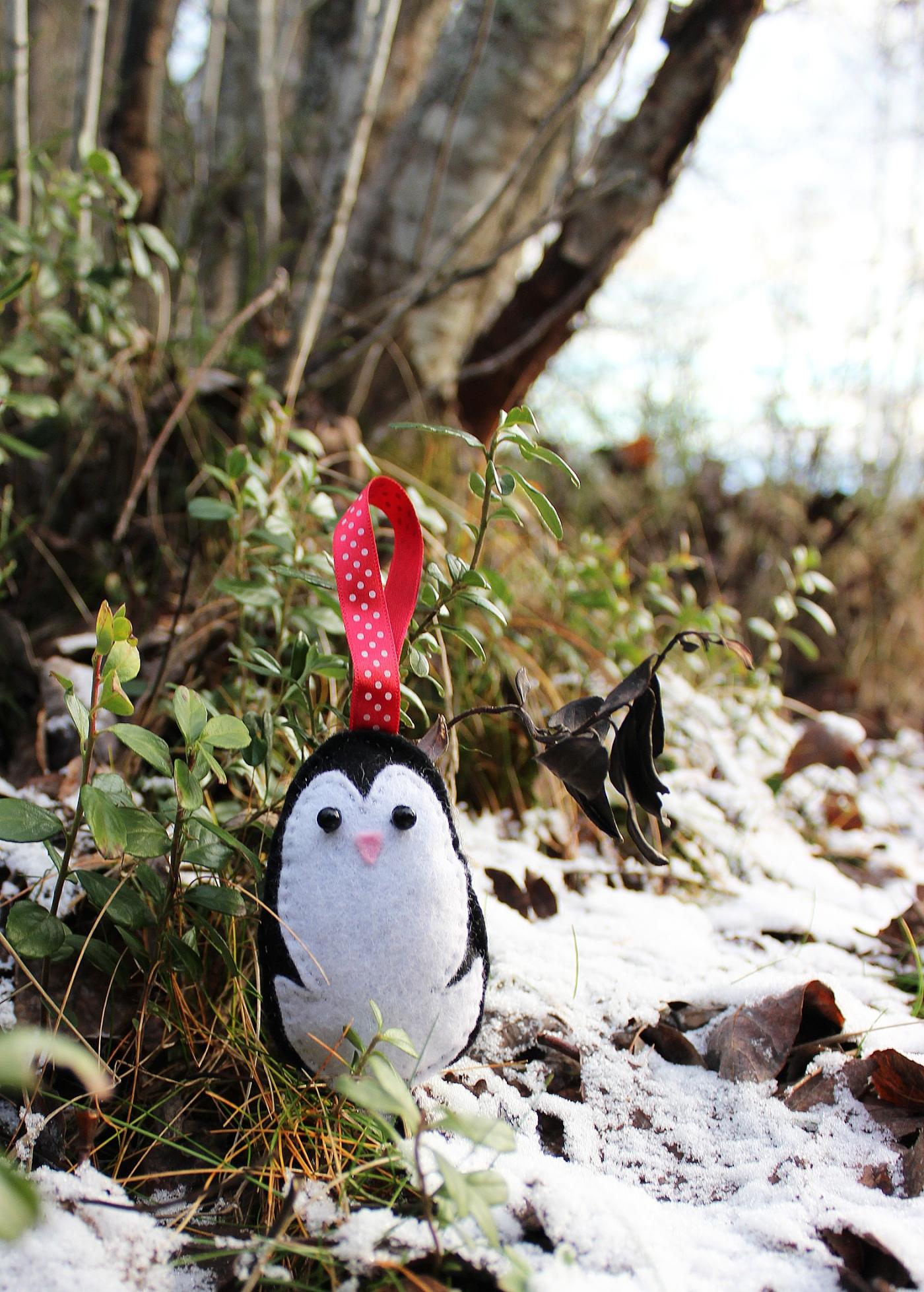 Pingvin, filt