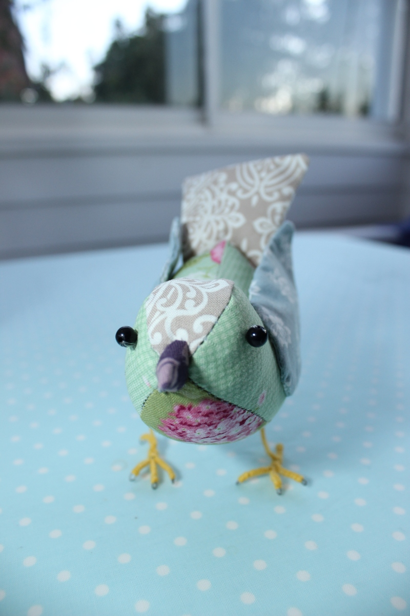 Fågelpyssel