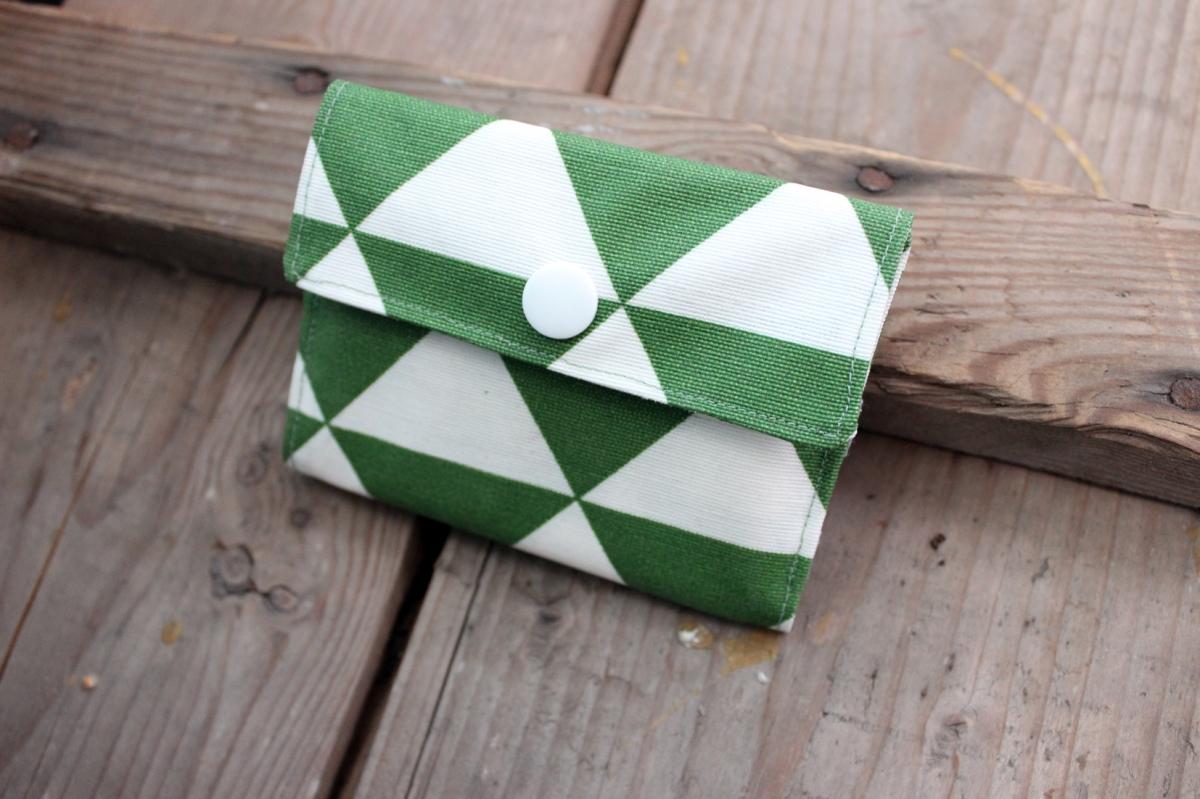 Egen plånbok i behändigt format